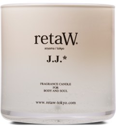 retaW J.J. Fragrance Gel Candle Picutre
