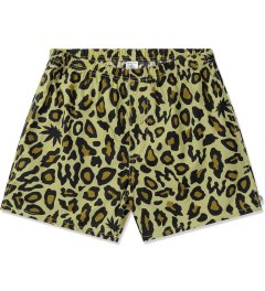 Odd Future Tan Domo Cheetah Boxers Picutre