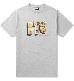 FTC Grey GREETING FROM T-Shirt Picture