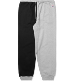 Hall of Fame Black Multi Sweatpants Picture
