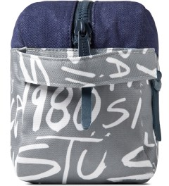 Stussy Grey Stussy x Herschel Supply Co. Cities Chapter Bag Model Picture