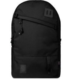 TOPO DESIGNS Ballistic Black Daypack Picture