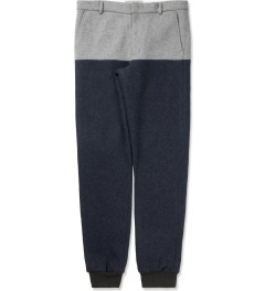 Still Good Navy Two Tone Neo Jazz Jogger Pants Picture