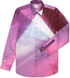 Paul Smith Pink Gradient Shirt Picture