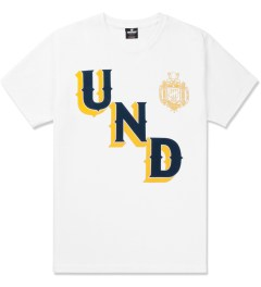 Undefeated White UNDFTD Crest T-Shirt Picture