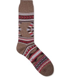 CHUP Brown Ash Blaize Socks Picture