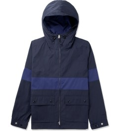 Deluxe Navy Stingray Mountain Parka Jacket Picture