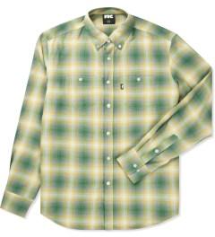 FTC Yellow Tartan Plaid B.D Shirt Picutre