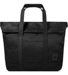 Carhartt WORK IN PROGRESS Twill Black Philips Tote Bag Picutre