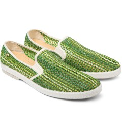 Rivieras Green Lord Mojito Shoes Model Picutre