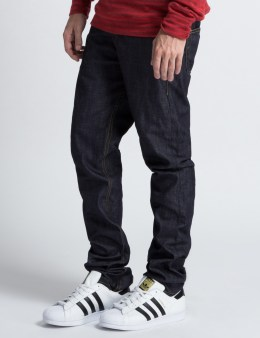 Naked & Famous Indigo Featherweight Selvedge Weird Guy Jeans Picture