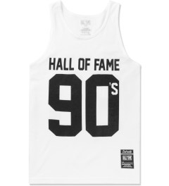 Hall of Fame White 90's Tank Top Picture