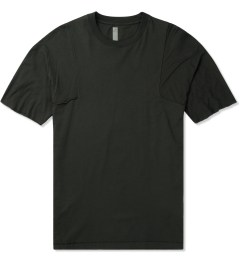 SILENT Damir Doma Charcoal Thaume Kimono Sleeve T-Shirt Picture