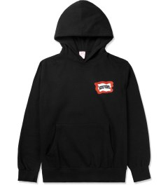 ICECREAM Black/Reflective Cone Bar Pullover Hoodie Picutre