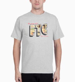 FTC Grey GREETING FROM T-Shirt Model Picture