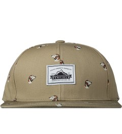 Penfield Tan Hound Print Kramer Adjustable Cap Picture