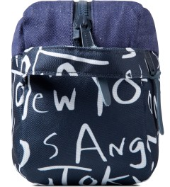 Stussy Navy Stussy x Herschel Supply Co. Cities Chapter Bag Model Picture