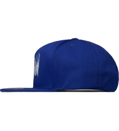 ICECREAM Royal Blue Cold Ice Logo Cap Model Picutre