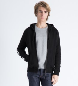 Surface to Air Black Rob Hoodie Picture