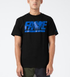 Hall of Fame Black Jersey T-Shirt Model Picture