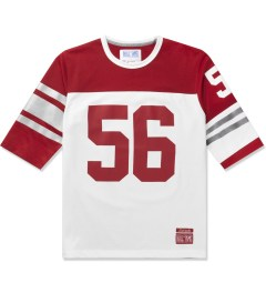 Hall of Fame Red/White LT New Vintage Jersey Picutre
