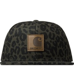 Carhartt WORK IN PROGRESS Cypress Panther Print Logo Starter Cap Picutre