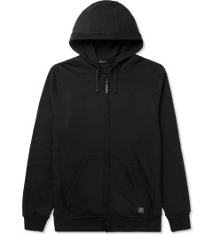 UNYFORME Black Jones Zip Hoodie Picutre