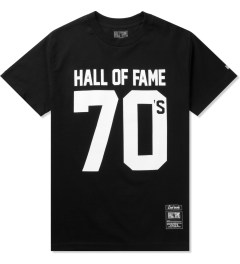 Hall of Fame Black 70's T-Shirt Picture