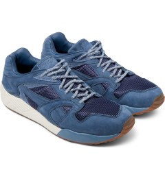 Puma BWGH x PUMA Dark Denim XS-850 Shoes Model Picture