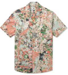 ALIFE Stoned Roses S/S Woven Shirt Picutre