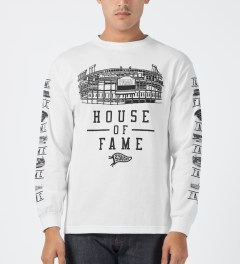 Hall of Fame House of Fame L/S T-Shirt Model Picture
