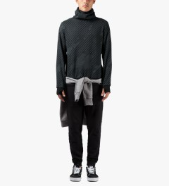 maharishi Night Camouflage Disruptive Maha Visor Sweater Model Picutre