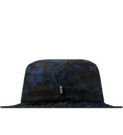 HUF Overdyed Floral Bucket Hat Model Picutre