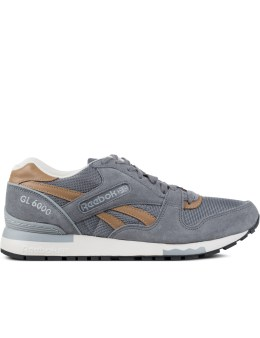 Reebok Grey GL 6000 Casual Sneakers Picture