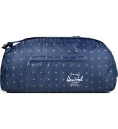Herschel Supply Co. Hyde/Navy Packable Journey Bag Picutre