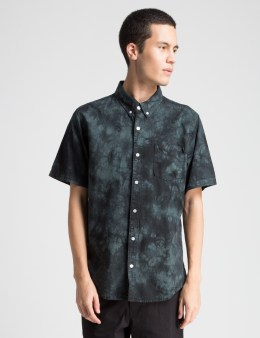 HUF Black Cayo Co Co S/S Shirt Picture