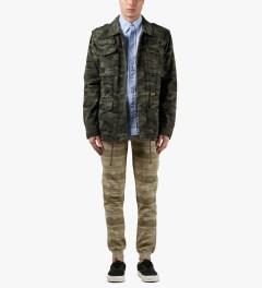 Staple Sand Kalahari Cuff Pants Model Picutre