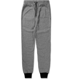 i love ugly. Speckled Grey Zespy Track Pants Picture
