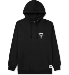 Stussy Black Camo App World Tour Hoodie Picture