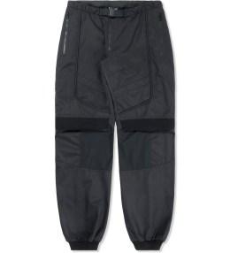 MARCELO BURLON Black Cross Pants Picture