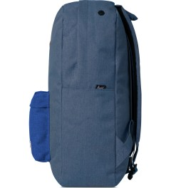 Herschel Supply Co. Cobalt Crosshatch Classics Heritage Backpack Model Picutre