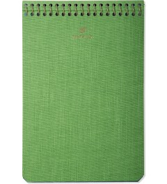 POSTALCO Apple Green Pingraph A6 Notebook Picutre