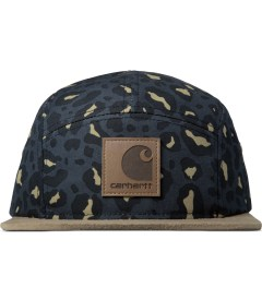 Carhartt WORK IN PROGRESS Marlin/Tan Leopard Starter Cap Picutre