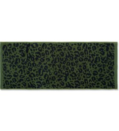 Carhartt WORK IN PROGRESS Black/Cypress Panther Print Stage Towel Picutre