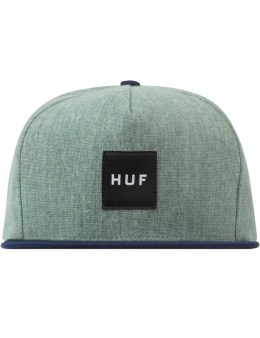 HUF Green Upstate Strapback Picture