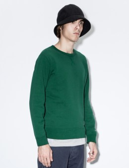DELUXE Green Vanilla Sweater Picture