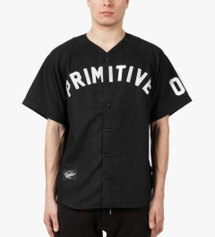 Primitive Black OG Team Jersey Model Picture