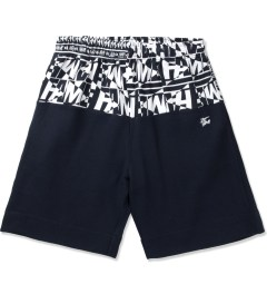 Hall of Fame Navy Raider Shorts Picutre