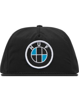 HUF Black Bavaria Snapback Picture