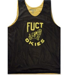 FUCT Black Oakies Jersey Picture